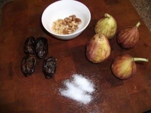 figs dates salt